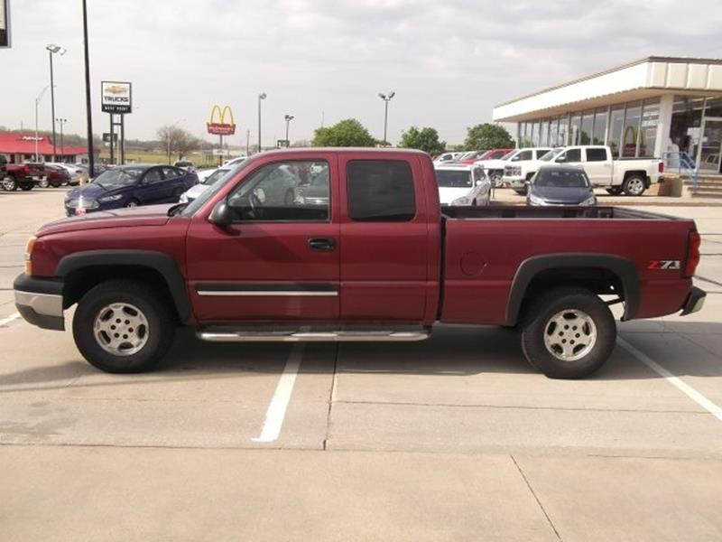 2004 Chevrolet Silverado 1500  - West Point NE