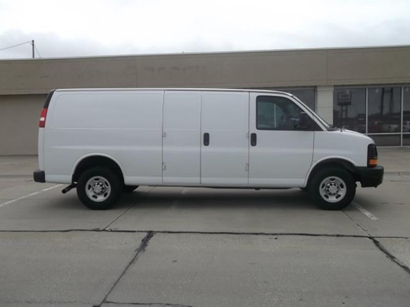 2016 Chevrolet Express Cargo 2500 3dr Extended Cargo Van w/1WT - West Point NE