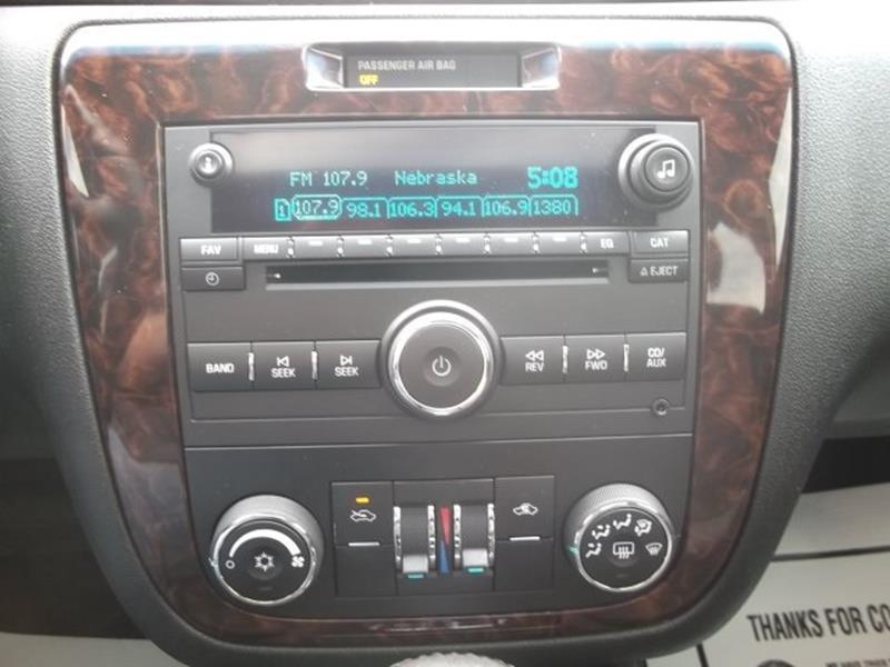 2013 Chevrolet Impala LT Fleet 4dr Sedan - West Point NE