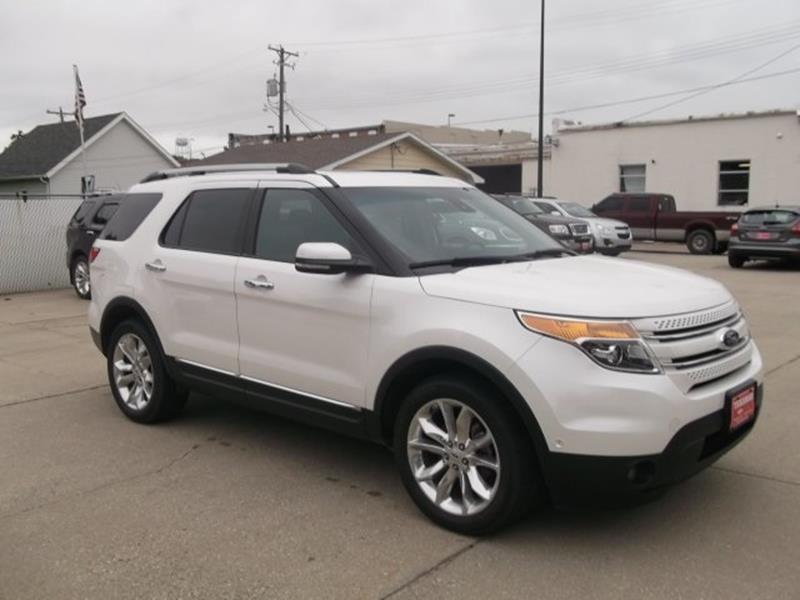 2013 Ford Explorer AWD Limited 4dr SUV - West Point NE