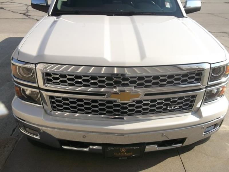 2015 Chevrolet Silverado 1500 LTZ - West Point NE