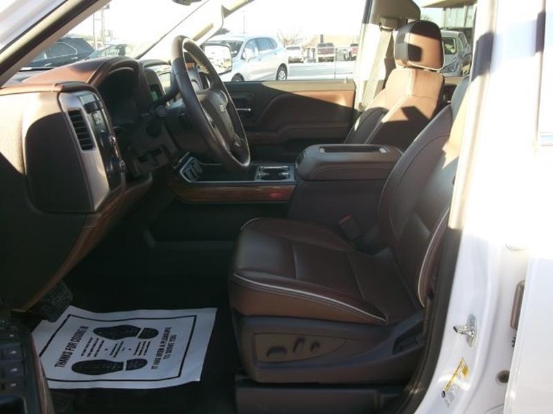 2016 Chevrolet Silverado 1500 High Country - West Point NE