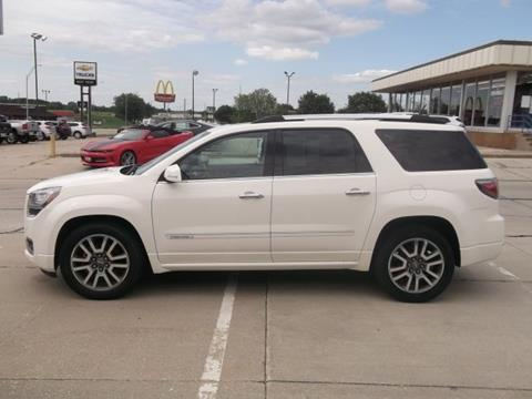 2014 GMC Acadia for sale in West Point, NE