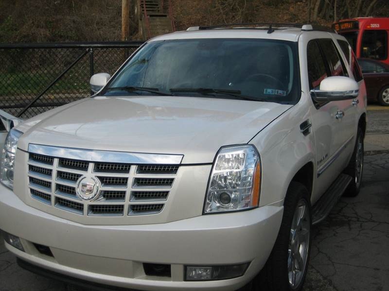ac luxury collection. 2009 cadillac escalade 4dr suv w/v8 ultra luxury collection - pittsburgh pa ac s