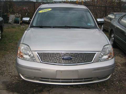 2006 Ford Five Hundred for sale in Pittsburgh, PA