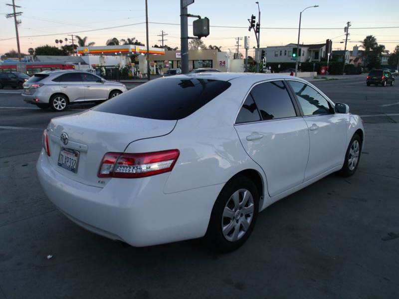 2011 Toyota Camry LE 4dr Sedan 6A - Los Angeles CA