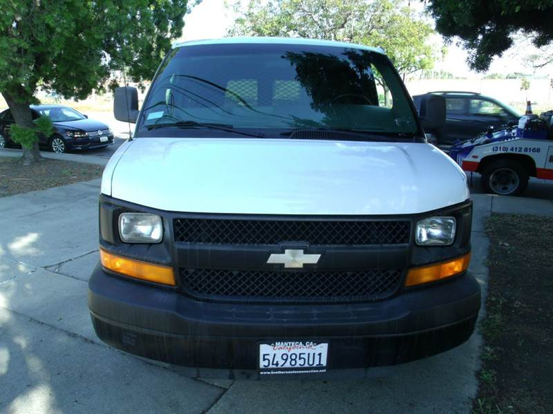 2008 Chevrolet Express Cargo 1500 3dr Cargo Van - Los Angeles CA