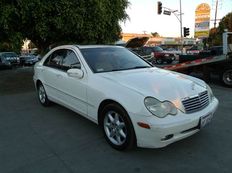 2004 mercedes benz c class c240 4dr sedan in los angeles for Mercedes benz c class c240