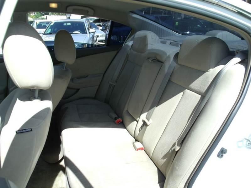 2010 Nissan Altima 2.5 S 4dr Sedan - Los Angeles CA