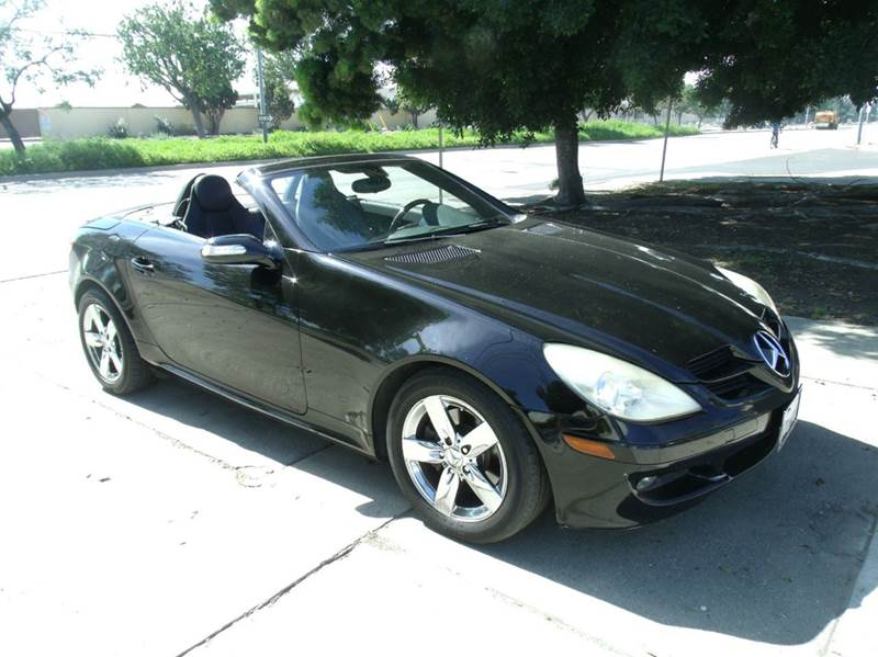 2006 mercedes benz slk slk 280 2dr convertible in los angeles ca hollywood auto broker. Black Bedroom Furniture Sets. Home Design Ideas