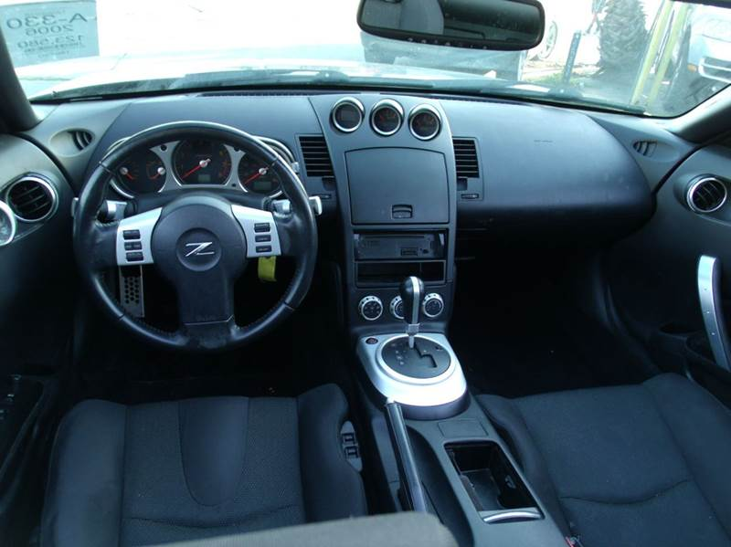 2006 Nissan 350Z Enthusiast 2dr Convertible (3.5L V6 5A) - Los Angeles CA