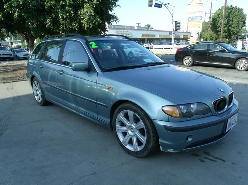2002 bmw 3 series 325i 4dr sport wagon in los angeles ca. Black Bedroom Furniture Sets. Home Design Ideas