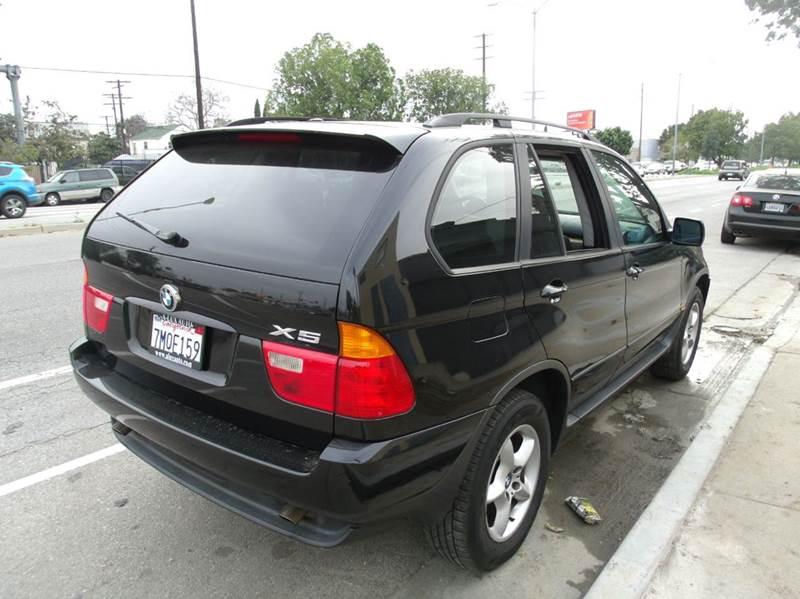 2003 BMW X5 AWD 3.0i 4dr SUV - Los Angeles CA