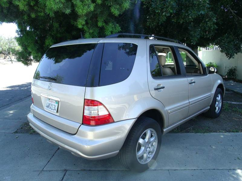 2002 Mercedes-Benz M-Class AWD ML 500 4MATIC 4dr SUV - Los Angeles CA