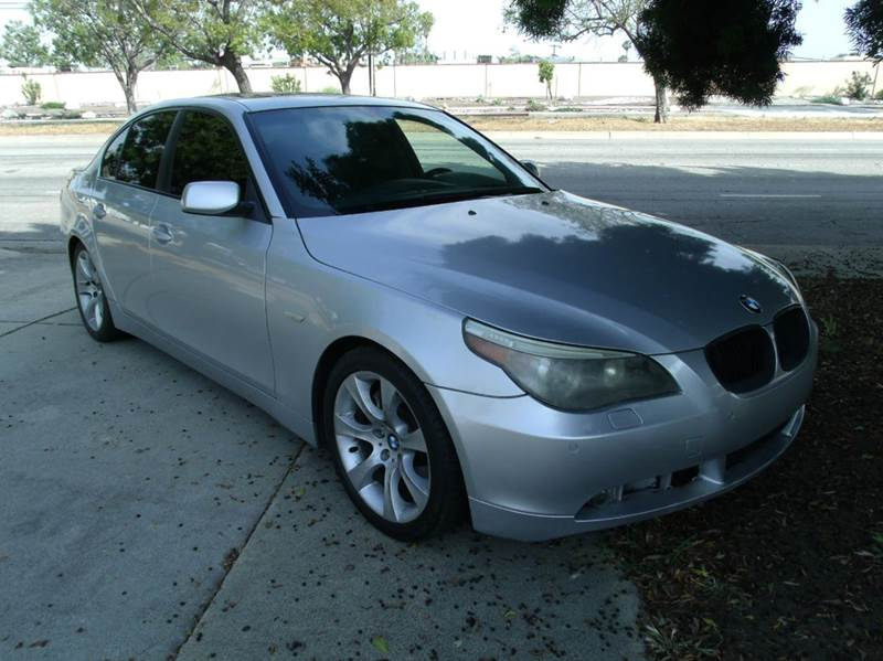 2005 BMW 5 Series 545i 4dr Sedan - Los Angeles CA