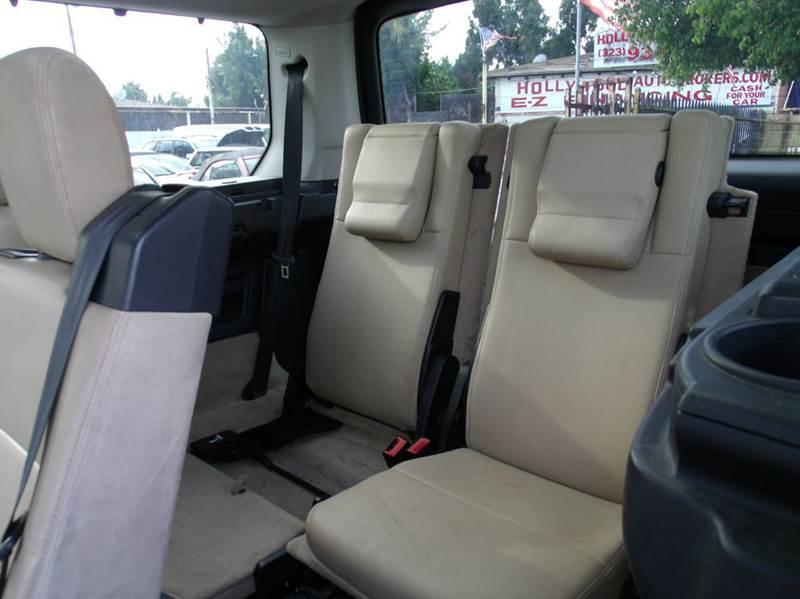 2007 Land Rover LR3 V8 SE 4dr SUV 4WD - Los Angeles CA