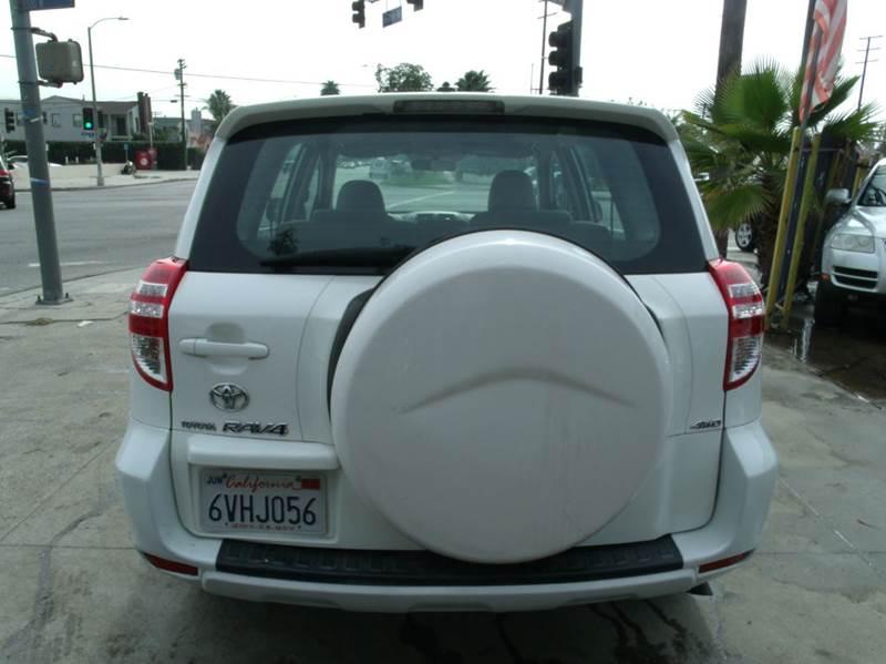 2010 Toyota RAV4 4x4 4dr SUV - Los Angeles CA