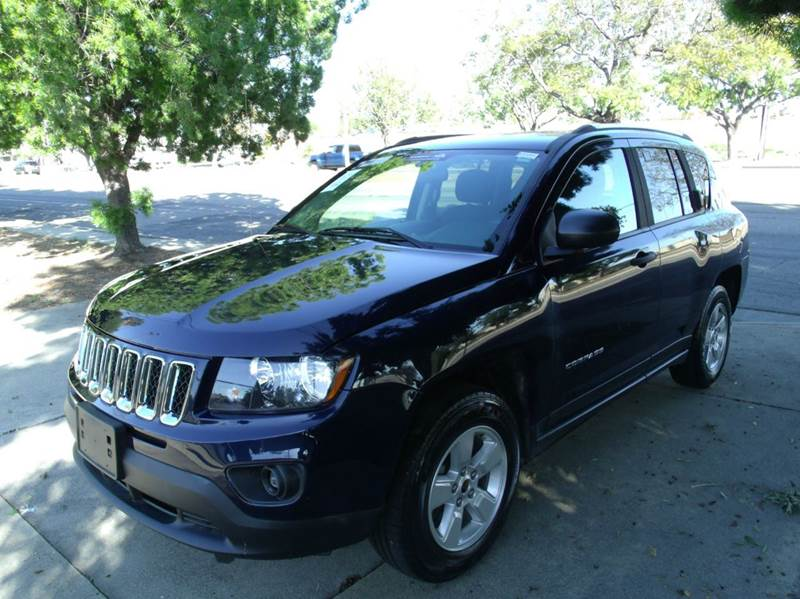 2014 Jeep Compass Sport 4dr SUV - Los Angeles CA