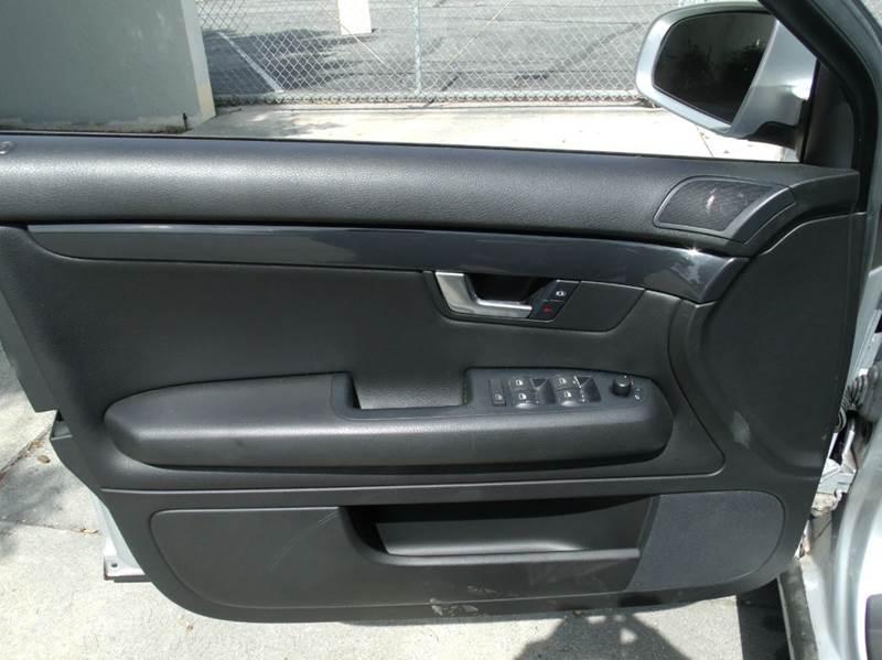 2005 Audi A4 AWD 1.8T quattro 4dr Sedan - Los Angeles CA