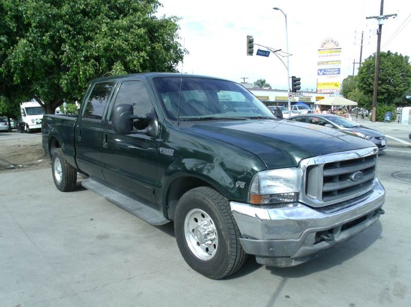 2001 ford f 250 super duty 4dr crew cab xlt 2wd sb in los angeles ca hollywood auto broker. Black Bedroom Furniture Sets. Home Design Ideas