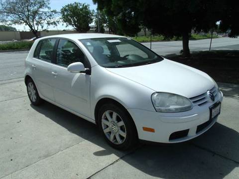 2007 Volkswagen Rabbit for sale in Los Angeles, CA
