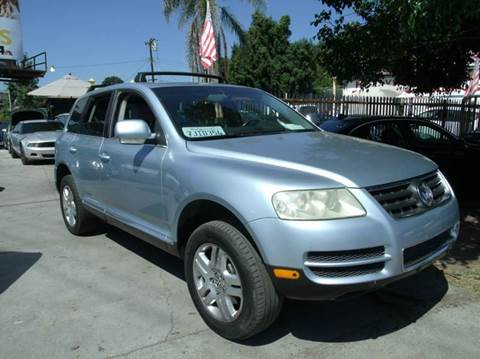 2005 Volkswagen Touareg for sale in Los Angeles, CA