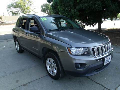 2014 Jeep Compass for sale in Los Angeles, CA