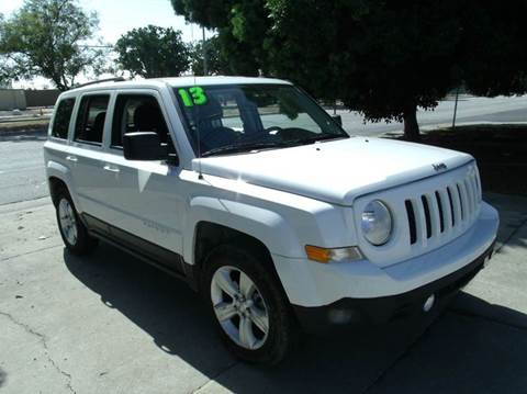 2013 Jeep Patriot for sale in Los Angeles, CA
