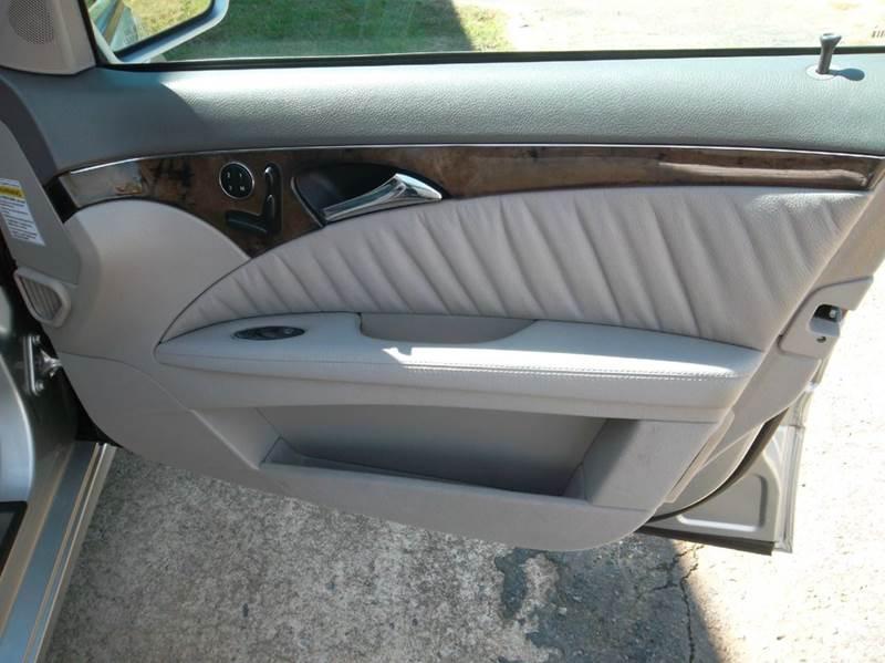 2003 Mercedes-Benz E-Class E500 4dr Sedan - Mooresville NC