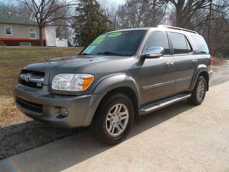 2007 Toyota Sequoia Limited 4dr SUV - Mooresville NC