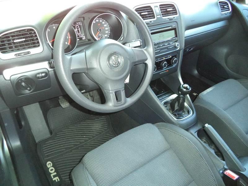 2011 Volkswagen Golf 2.5L 2dr Hatchback 5M - Mooresville NC