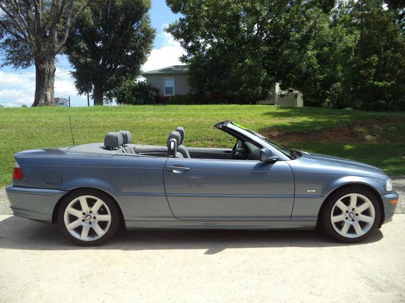 2003 BMW 3 Series 325Ci 2dr Convertible - Mooresville NC