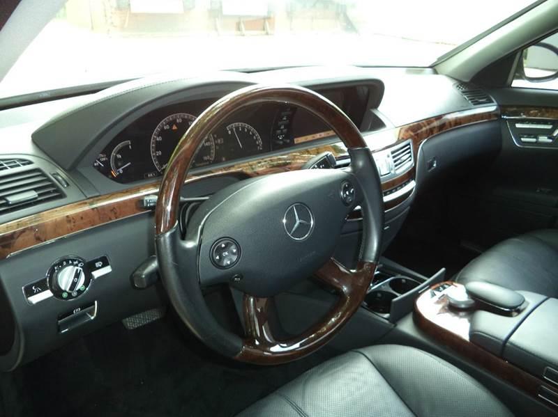 2007 Mercedes-Benz S-Class S 550 4dr Sedan - Mooresville NC