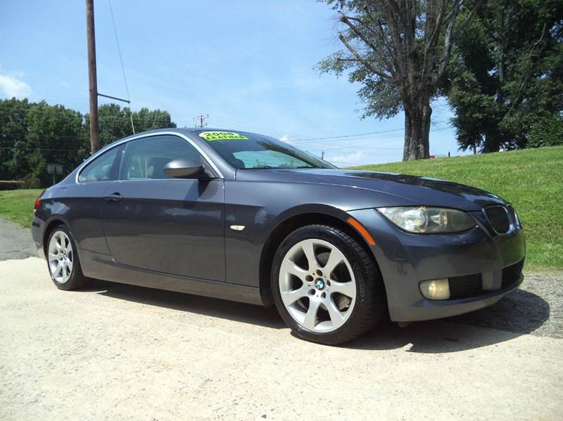 2008 BMW 3 Series AWD 328xi 2dr Coupe - Mooresville NC