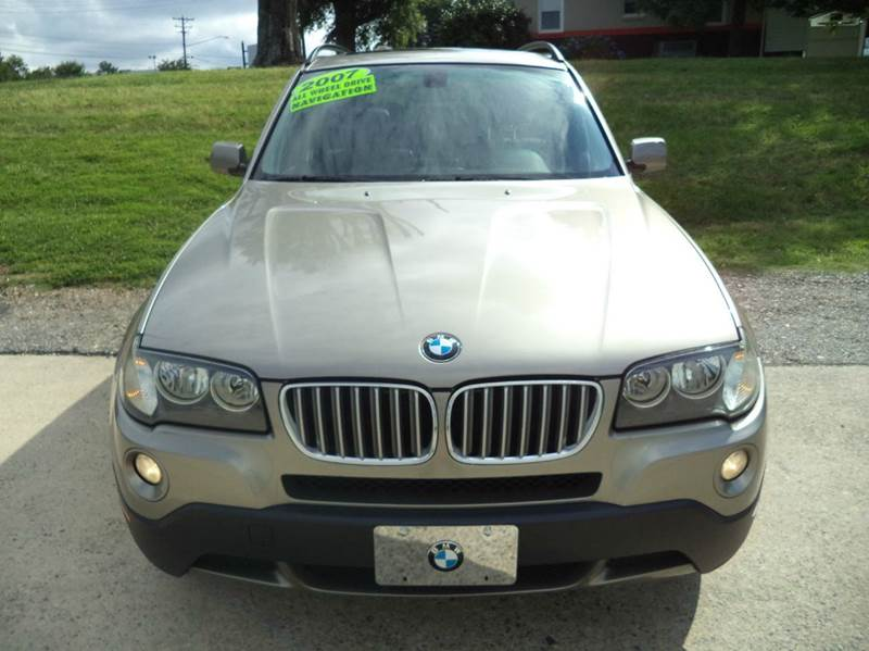 2007 BMW X3 3.0si AWD 4dr SUV - Mooresville NC