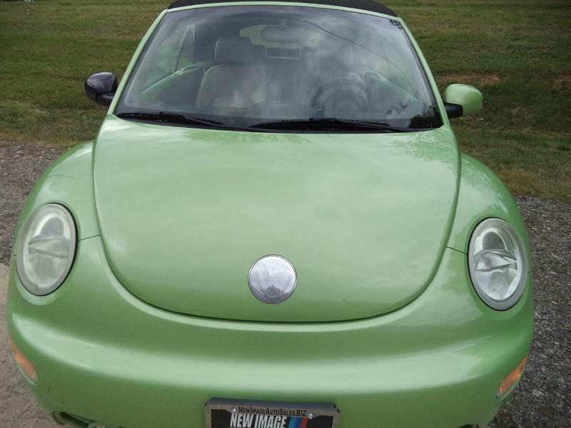 2004 Volkswagen New Beetle 2dr GLS 1.8T Turbo Convertible - Mooresville NC