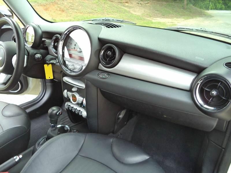 2009 MINI Cooper Clubman S 3dr Wagon - Mooresville NC