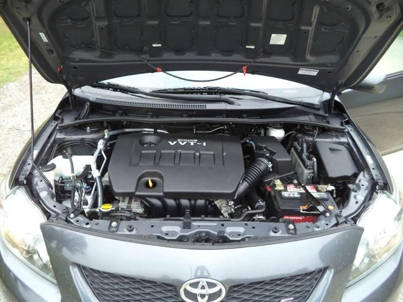 2009 Toyota Corolla S 4dr Sedan 4A - Mooresville NC