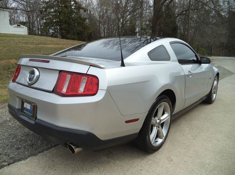 2010 Ford Mustang GT 2dr Coupe - Mooresville NC