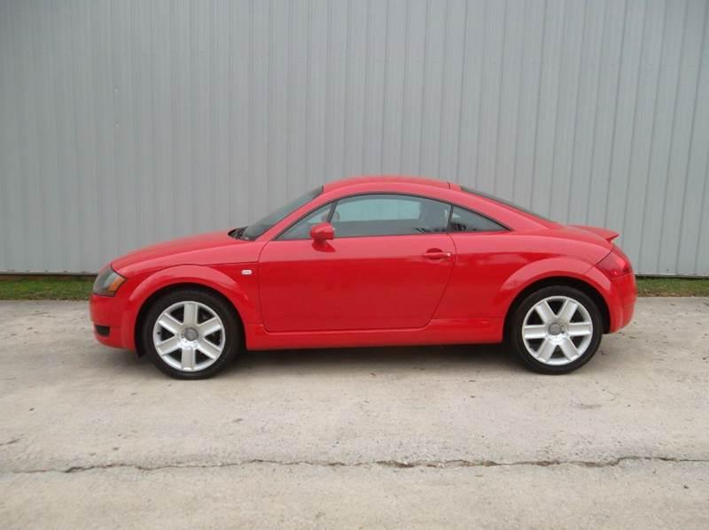 2004 Audi TT 180hp 2dr Turbo Hatchback - Mooresville NC