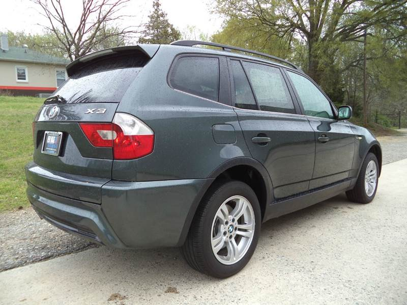 2006 BMW X3 AWD 3.0i 4dr SUV - Mooresville NC
