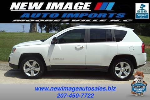 2013 Jeep Compass for sale in Mooresville, NC