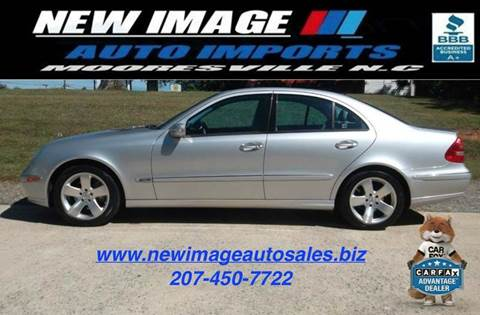 2003 Mercedes-Benz E-Class for sale in Mooresville, NC