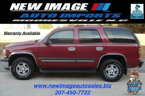 2004 Chevrolet Tahoe for sale in Mooresville, NC