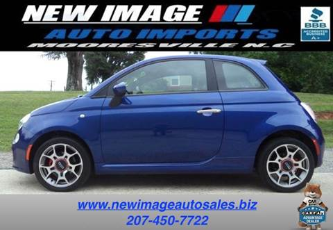 2013 FIAT 500 for sale in Mooresville, NC