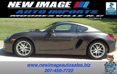 2014 Porsche Cayman for sale in Mooresville, NC