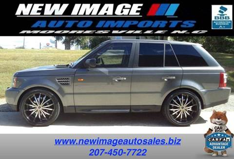 2006 Land Rover Range Rover Sport for sale in Mooresville, NC