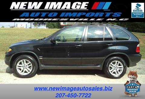 2006 BMW X5 for sale in Mooresville, NC