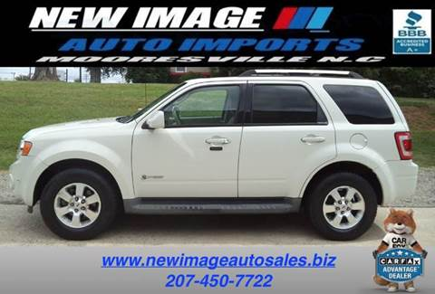 2010 Ford Escape Hybrid for sale in Mooresville, NC