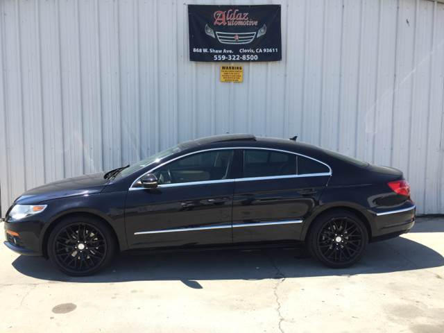 2009 volkswagen cc luxury 4dr sedan w rear side airbags. Black Bedroom Furniture Sets. Home Design Ideas